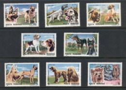 Romania 1990 Dog Show MUH - 1948-.... Republics