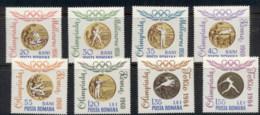 Romania 1964 Olympics Gold Medallists MUH - 1948-.... Republics