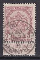 N° 82  POPERINGHE - 1893-1907 Armoiries