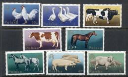 Poland 1975 Zootechnical Federation, Farm Animals MUH - 1944-.... Republic