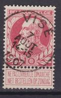 N° 74 VISE - 1905 Grosse Barbe