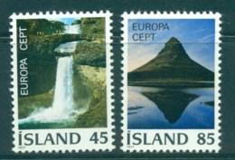 Iceland 1977 Europa MUH Lot32573 - 1944-... Republic