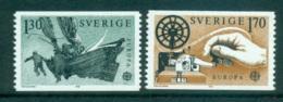 Sweden 1979 Europa, Communications MUH Lot65717 - Sweden