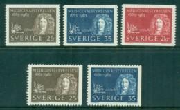 Sweden 1963 Board Of Health MLH Lot83844 - Sweden