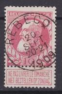 N °  74 REBECQ - 1905 Grosse Barbe