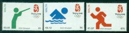 Malta 2008 Beijing Olympics MUH Lot23572 - Malta