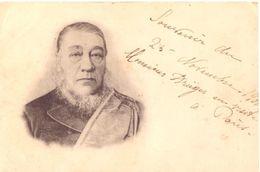 Druger Président De La République Du Transval - Politische Und Militärische Männer