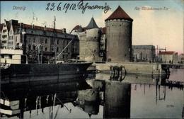 Cp Gdańsk Danzig, Am Milchkannentor - Danzig