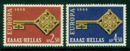 Greece 1968 Europa MUH Lot15389 - Greece