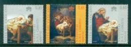 Vatican 2007 Xmas, Paintings MUH - Ongebruikt