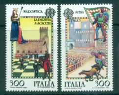 Italy 1981 Europa, Folklore MUH Lot65803 - 6. 1946-.. Republic