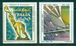 Italy 1991 Art & Culture MUH - 6. 1946-.. Republic