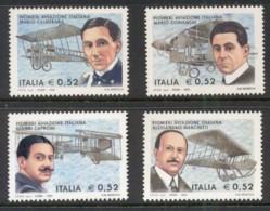 Italy 2003 Centenary Of Flight MUH - 6. 1946-.. Republic