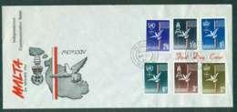 Malta 1964 Independence FDC Lot50458 - Malta