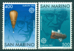 San Marino 1983 Europa MUH Lot40243 - Unused Stamps