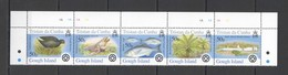 XX314 TRISTAN DA CUNHA ANIMALS & FAUNA MARINE LIFE NATURE GOUGH ISLAND !!! MICHEL 12 EURO !!! 1SET MNH - Timbres