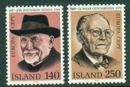 Iceland 1980 Europa MUH Lot17562 - 1944-... Republic