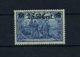 ETAPPE WEST 1916 Nr 12Bb Haftstelle/Falz (109974) - Occupation 1914-18