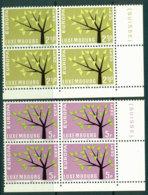 Luxembourg 1962 Europa Block 4 MUH Lot17601 - Unused Stamps