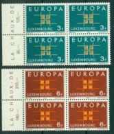 Luxembourg 1963 Europa Block 4 MUH Lot17602 - Unused Stamps