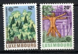 Luxembourg 1986 Europa MUH - Luxembourg