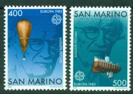 San Marino 1983 Europa MUH Lot15970 - San Marino