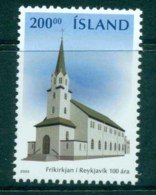 Iceland 2003 Free Church Reykjavik MUH Lot32515 - 1944-... Republic