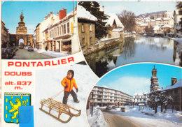 Poi-  25 Doubs  Cpsm  PONTARLIER  23045 - Pontarlier