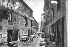 Padula (Salerno) - Corso XX Settembre (Rue Du 20 Septembre) - Ed. Antonio Lo Presti - Salerno
