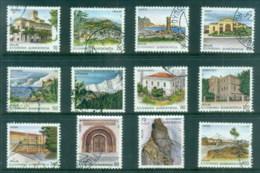 Greece 1992 Departmental Seats FU - Greece