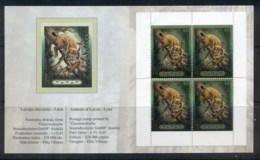 Latvia 2006 Wild Animals, Lynx Booklet MUH - Latvia