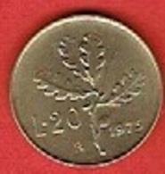 ITALY # 20 Lire   FROM 1975 - 20 Lire