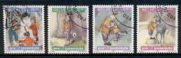 Switzerland 1999 Welfare, Circus, Clowns CTO - Switzerland