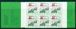 Sweden 1986 Europa Booklet MUH Lot17627 - Unused Stamps