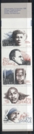 Sweden 1986 Nobel Prize Winners Booklet MUH - Sweden