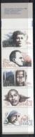 Sweden 1986 Nobel Prize Winners Booklet MUH - Unused Stamps