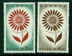 Greece 1964 Europa MLH Lot15384 - Greece