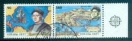 Greece 1992 Europa Discovery Of America, CTO - Greece