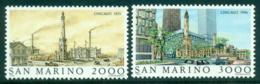 San Marino 1986 AMERIPEX Chicago MUH Lot40266 - Unused Stamps