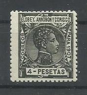 ELOBEY  EDIFIL 48  MH  * - Elobey, Annobon & Corisco