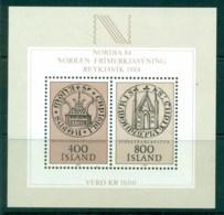 Iceland 1982 Nordia MS MUH Lot32612 - 1944-... Republic