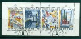 Sweden 1985 Stockholmia Stamp Ex MS FU Lot84089 - Unused Stamps