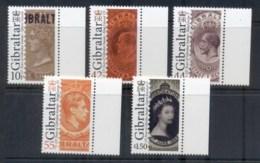 Gibraltar 2011 Stamp Anniv. MUH - Gibraltar