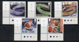 Gibraltar 1999 Xmas MUH - Gibraltar
