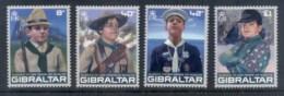 Gibraltar 2007 Europa, Scouts MUH - Gibraltar