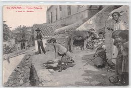Malaga Tipos Gitanos - Málaga