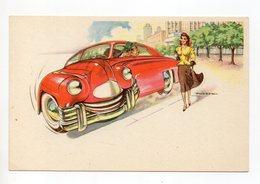 Italia - 1950/1960 - Cartolina Umoristica - Non Viaggiata - (FDC14171) - Humour