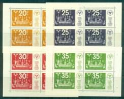 Sweden 1974 Stockholmia 74 Philatelic Ex. 4xMS MUH Lot83938 - Unused Stamps