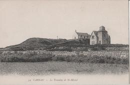 CARNAC  - TUMULUS DE SAINT MICHEL - Carnac