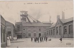 CARTE POSTALE°   LIEVIN 62  Fosse N°1 - Lievin